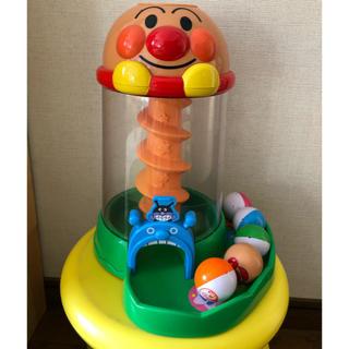 アンパンマン(アンパンマン)のアンパンマンくるコロタワー(知育玩具)