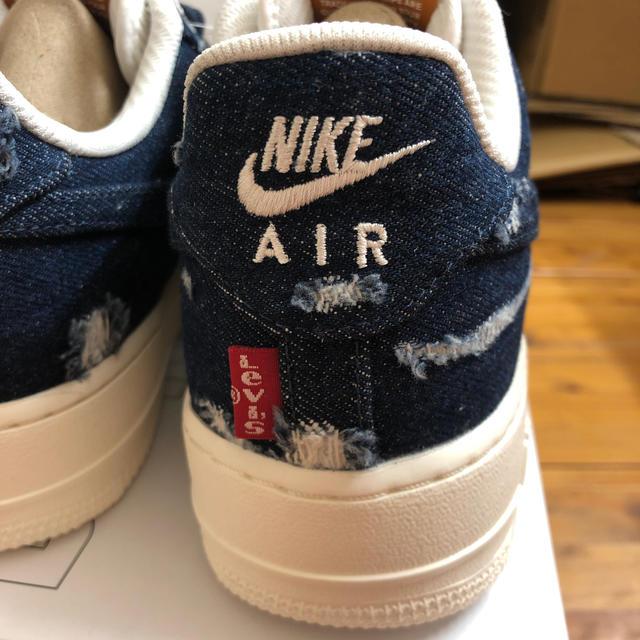 NIKE(ナイキ)のNike Levi's Air Force 1 27cm メンズの靴/シューズ(スニーカー)の商品写真