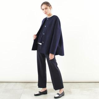 DEUXIEME CLASSE - 最試着のみ YONFA ヨンファ 今期 handmade ウールクロップドコート