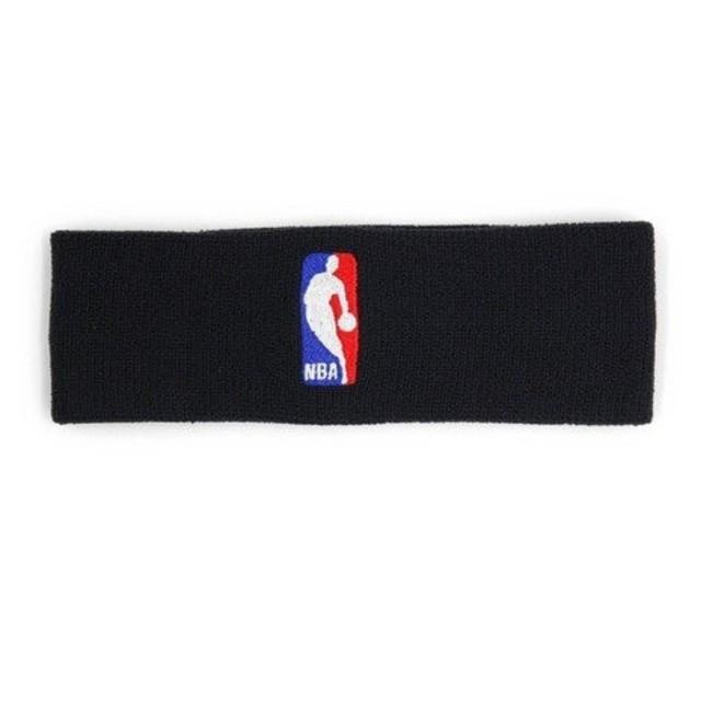 NIKE(ナイキ)の新品 NIKE ナイキ NBA basketball ヘッドバンド ブラック スポーツ/アウトドアのスポーツ/アウトドア その他(バスケットボール)の商品写真