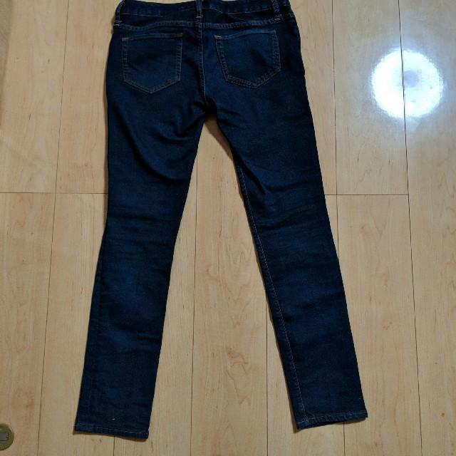 GU(ジーユー)のGU ジーユー ジーンズ レディースのパンツ(デニム/ジーンズ)の商品写真