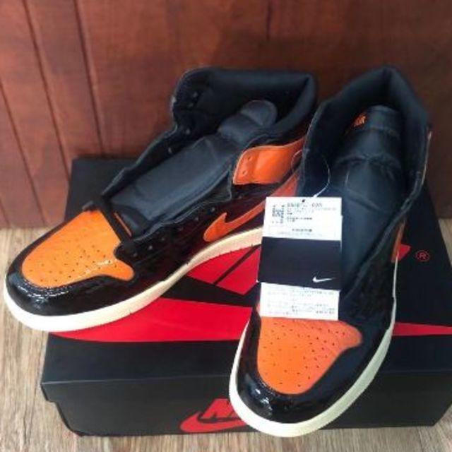 NIKE(ナイキ)のNIKE AIR JORDAN 1 HIGH OG 27.5cm メンズの靴/シューズ(スニーカー)の商品写真