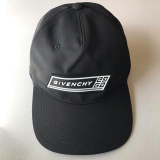 ジバンシィ(GIVENCHY)のGIVENCHY ジバンシー 14Gパッチ  帽子 キャップ L【新品未使用】(キャップ)