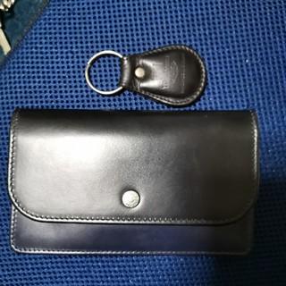 ホワイトハウスコックス(WHITEHOUSE COX)の格安!ホワイトハウスコックス 別注 財布(折り財布)