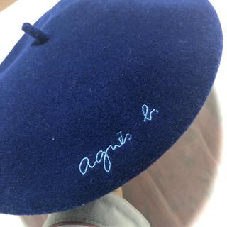 agnes b. - アニエスベー ベレー帽