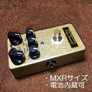 [限定]Jan Ray Clone MOD×4 (電池OK) BumpGold(エフェクター)