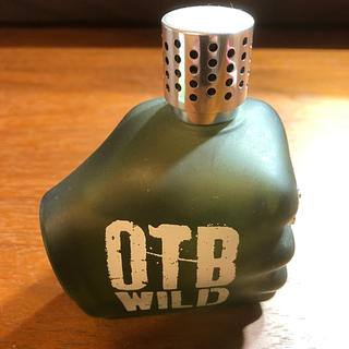 ディーゼル(DIESEL)のディーゼル香水 オンリーザブレイブワイルドオーデトワレ(香水(男性用))