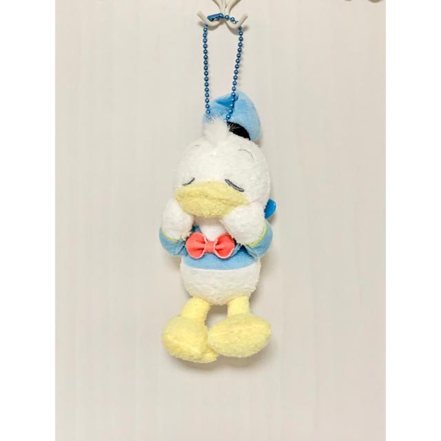 Disney(ディズニー)の【ドナルド】ぬいぐるみバッジ🌈✨ エンタメ/ホビーのおもちゃ/ぬいぐるみ(キャラクターグッズ)の商品写真