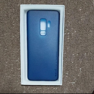サムスン(SAMSUNG)のGalaxy S9+  極薄カバー(Androidケース)
