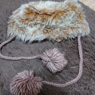 リズリサ(LIZ LISA)の美品LIZ LISAリズリサ ニット帽子(ハット)