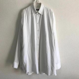 ドレスドアンドレスド(DRESSEDUNDRESSED)のdressedandressed 白シャツ(シャツ)