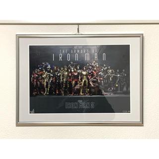 MARVEL - アイアンマン 3 A3ポスター ホットトイズ