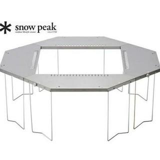 スノーピーク(Snow Peak)のスノーピーク ジカロテーブル マルチパーパストートバッグ(テーブル/チェア)