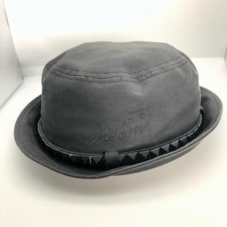 ラッドミュージシャン(LAD MUSICIAN)のラッドミュージシャン スタッズ ハット 帽子 正規品(ハット)