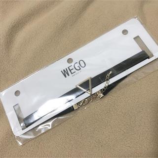 ウィゴー(WEGO)のWEGO チョーカー 新品未使用 未開封(ネックレス)