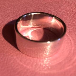 平打ち シルバー925 リング  22号 シンプル ワイド 幅広 銀 指輪 (リング(指輪))