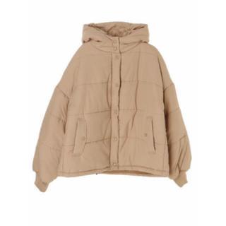 MAJESTIC LEGON - RAYCASSIN 中綿フードジャケット