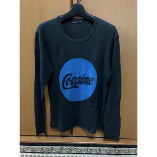 ラッドミュージシャン(LAD MUSICIAN)のラッドミュージシャン cocaine Tシャツ44(Tシャツ/カットソー(七分/長袖))