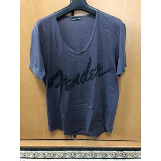 ラッドミュージシャン(LAD MUSICIAN)のラッドミュージシャン fender Tシャツ42(Tシャツ/カットソー(半袖/袖なし))