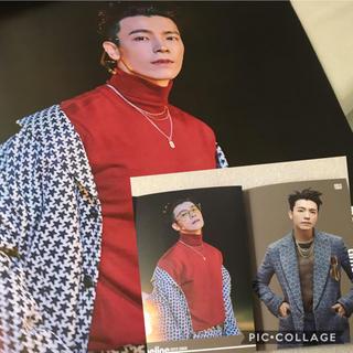 SUPER JUNIOR - Super Junior ドンヘ ポスター&カード セット