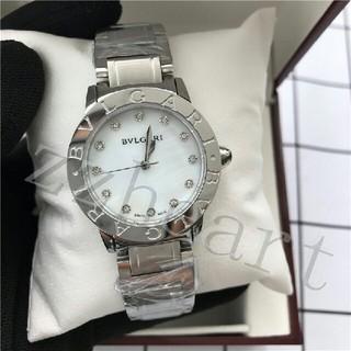 BVLGARI - 美品 人気 BVLGARI レディース 腕時計 36MM
