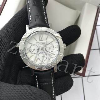 BVLGARI - 人気 BVLGARI メンズ 腕時計 42MM