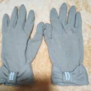 パール付 手袋(手袋)