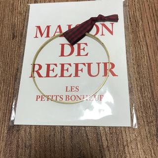 メゾンドリーファー(Maison de Reefur)のメゾンドリーファー ブレスレット(ブレスレット/バングル)