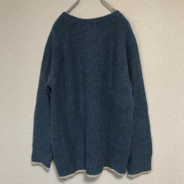HARE(ハレ)の古着 ニット メンズのトップス(ニット/セーター)の商品写真
