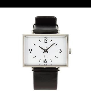 ムジルシリョウヒン(MUJI (無印良品))の《新品未使用》無印良品 駅の時計(腕時計(アナログ))