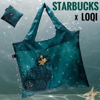 Starbucks Coffee - 海外 Starbucks 限定商品♡LOQIコラボ スタバのエコバック