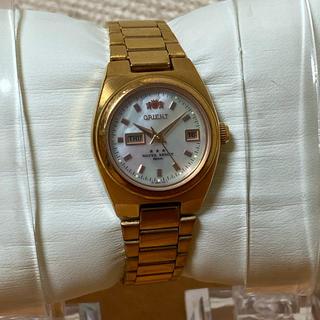 オリエント(ORIENT)の【良品】ORIENT オリエント スリースター 自動巻き オートマチック 時計(腕時計)