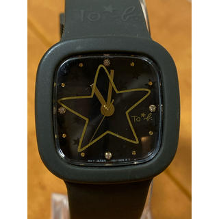 アニエスベー(agnes b.)の【500本限定】agnes.b アニエスベー ラバー ウォッチ 時計(腕時計)