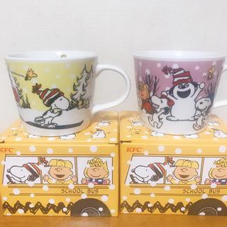 スヌーピー(SNOOPY)のSNOOPY マグカップ 2個セット(マグカップ)