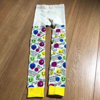 エフオーキッズ(F.O.KIDS)の美品 F.O.kids タイツレギンス size130〜140(靴下/タイツ)