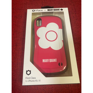 MARY QUANT - 新品、未開封品!マリークワントiPhonex.xsケース