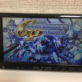 PlayStation Portable - SDガンダム ジージェネレーション・ポータブル - PSP