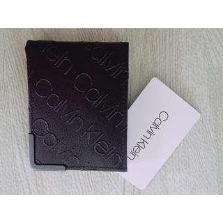 カルバンクライン(Calvin Klein)の店頭購入◆新品◆未使用◆(折り財布)