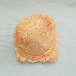 シャルレ(シャルレ)の パレッティブラジャー B75  オレンジ&グリーン(ブラ)