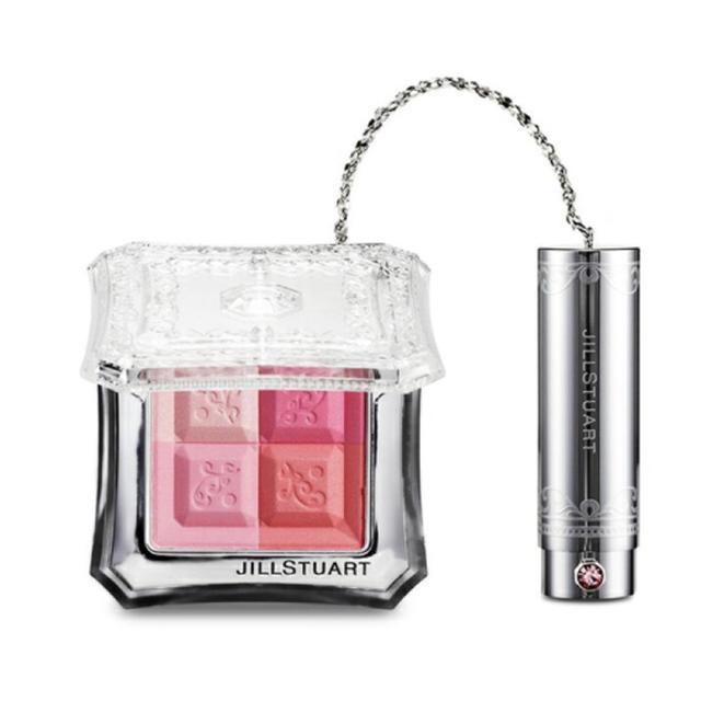 JILLSTUART(ジルスチュアート)のジルスチュアート ミックスブラッシュコンパクトN07sweet primrose コスメ/美容のベースメイク/化粧品(チーク)の商品写真