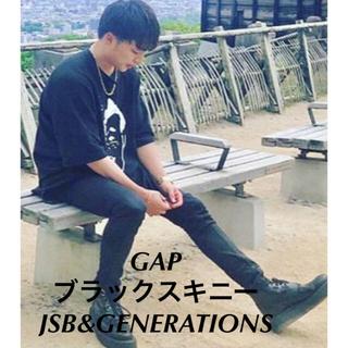 ギャップ(GAP)の新品 GAP コラボ JSB & GENERATIONS スキニー  パンツ L(デニム/ジーンズ)