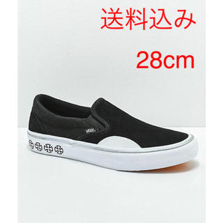 VANS - VANS x INDEPENDENT SLIP ON PRO 28cm