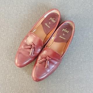 ショセ(chausser)のplus by chausser タッセルスリッポンシューズ(ローファー/革靴)