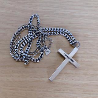 ラッドミュージシャン(LAD MUSICIAN)のlad musician 十字架 クロス ネックレス(ネックレス)