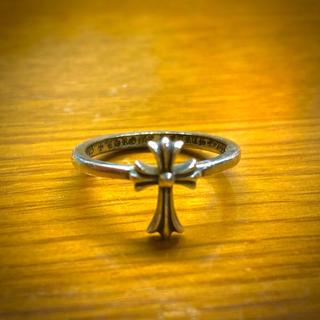 クロムハーツ(Chrome Hearts)のクロムハーツ  バブルガムリング CHクロス 9号(リング(指輪))