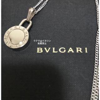 BVLGARI - 【正規品】BVLGARI ネックレス ペンダント チャーム チェーン付き