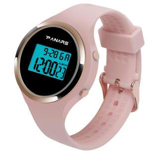 デジタル 腕時計 レディース ガールズ時計LED バックライト 夜光インデックス(腕時計(デジタル))