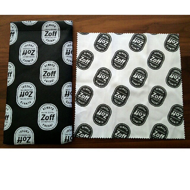 Zoff(ゾフ)のゾフ メガネケース レディースのファッション小物(サングラス/メガネ)の商品写真