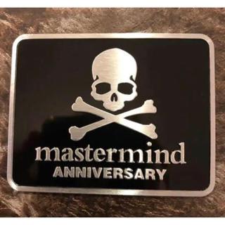 新品 マスターマインド master mind ステッカー デカール スカル