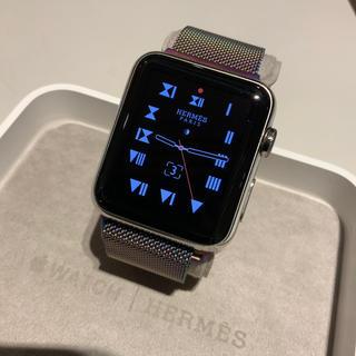 エルメス(Hermes)の(正規品) Apple Watch エルメス 初代 42mm(腕時計(デジタル))